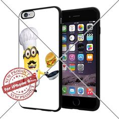 New Apple iPhone 6 Plus and 6S Plus Case Minion Kiss the Cook Cool Cell Phone Case Shock-Absorbing TPU Cases Durable Bumper Cover Frame Black Lucky_case26 http://www.amazon.com/dp/B018KOQ2VI/ref=cm_sw_r_pi_dp_9hbwwb1HFAMRQ