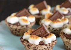スイーツブッフェに並べたい話題のお菓子♡冬にぴったりなあったかスイーツ『スモア』をご紹介♡のトップ画像
