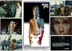 Retro-film classic ~ Helmut Berger is Dorian Gray (1970) DVD $7.99 FREE Ship USA