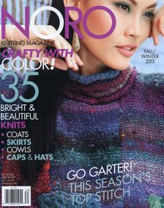 Noro Knitting Magazine - FallWinter 2013
