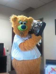 Parker B. of the Fresno Grizzlies