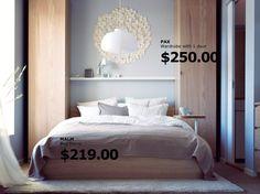 Bedroom idea from http://www.ikea.com/ca/en/