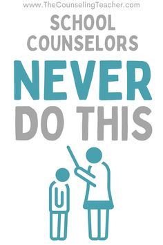 Can you guess what ONE thing is on my pet peeve list of things some School Counselors do daily? Read my recent blog post to find out. I have listed 12 mistakes made by counselors in schools, but number 3 is the one that gets me the most. Don't do it. #schoolcounselorintern #schoolcounselingprogram #schoolcounselingblog #thecounselingteacherbrandy