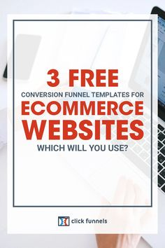 How to make more sales and increase the conversion rate of your website with the best e-commerce funnel templates tested by ClickFunnels. We tested 3 high-converting e-commerce funnel templates which you can get for free! Ready to try the best ecommerce conversion funnels? #ecommerce #funnels #funneltemplates Sales And Marketing, Online Marketing, Make Money Online, How To Make Money, Squeeze Page, Sales Letter, Sales Process, Create Words, Ecommerce