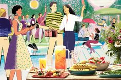 The Off Duty Summer 50: Your Guide to Outdoor Entertaining