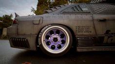 Custom Nissan Silvia, Military 6666 (pictures) - CNET Reviews via @CNET