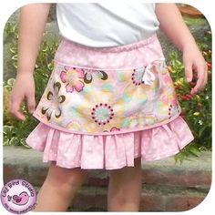 Gigi Skirt - 12 months to 8 years | Craftsy