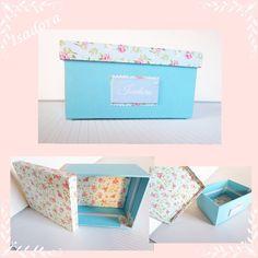 caixa-organizadora-floral-presente-lindo.jpg (800×800)