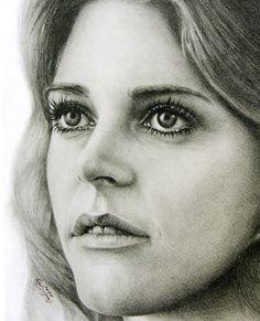 ☮ 1970 ☮ ~ Lindsay Wagner The Bionic Woman