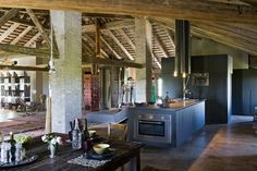 Locanda Rosa Rosae-02-1 Kind Design...dating back to 1570...restored flour mill in Italy