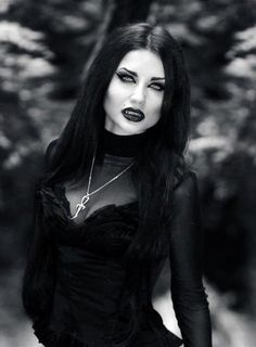 gothic beauty | gothic | Pinterest
