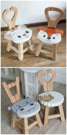 Diy Furniture Table, Diy Furniture Plans, Kids Furniture, Wooden Furniture, Diy Wooden Projects, Wood Crafts, Outdoor Projects, Art Projects, Diy Crafts