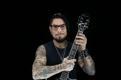 Musician and Ink Master host Dave Navarro