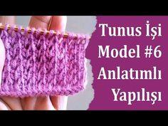 Tunus İşi Yeni Model ve Yapımı 6 , Canım Anne - YouTube