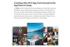 Creating a Mac App, from Concept to the App Store