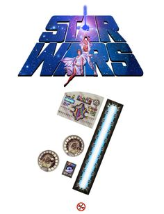 Star Wars-Rebel Transport-Remplacement Sticker Set