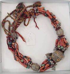 Moroccan Assemblage Necklace at the Metropolitan Museum of Art, New York