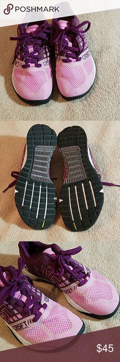 Reebok CrossFit nano EUC Reebok CrossFit nano. Size 6. Pink Reebok Shoes Sneakers