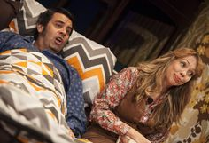 Funny, gripping and acutely observed, Alan Ayckbourn's sophisticated '70s comedy lifts the lid on the secrets of marriage - from the impetuous joy of new love to unshakable lifelong partnership. Tightly written and exceptionally funny, Bedroom Farce explores the different pressures of relationships at their different stages, slicing deep into the soul of suburbia.  A co-production with Blackwood Miners' Institute in association with RCT Theatres supported by Arts Council Wales