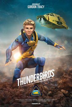 Gordon Series 2 Promo Poster