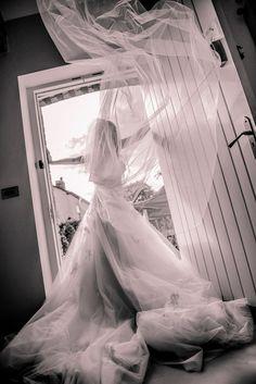 Barn Wedding Venue, Barns, One Shoulder Wedding Dress, Wedding Dresses, Fashion, Bride Dresses, Moda, Bridal Gowns, Fashion Styles