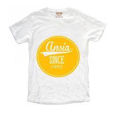 """La T-Shirt """"Ansia Since"""" e' on Line sul sito www.vitasnob.com e ricorda... Compri 3 paghi 2💣💣💣🍾🍾🍾💰💰💸🎩🎩🎩🎩🎩 THIS IS SNOB  #snoblife  #amazing #abbigliamento #brand #cool #love #summer #me #labellavita #rich #facciamomoda #goodlife #cute #girl #lifeissnob #verysnobpeople #newbrand #instagrammer #labellavita #moda #snob #semprealtop #solocosebelle #blackfriday #snobabbigliamento #tshirt #vipsnob #firstpost #luxury #beautiful#milano#moda"""