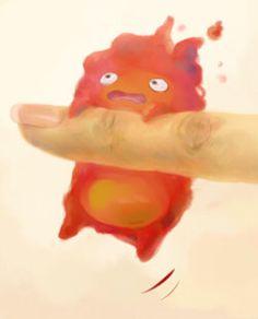 「ん?指になんかついてる・・・」/「眠太」のイラスト [pixiv]