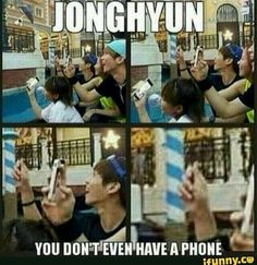 I love you Jonghyun