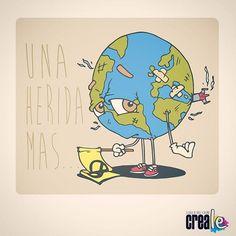 www.creale.es estudio diseño design art diseño, ilustración, paint, draw, world heart