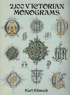 Monogram book | Flickr - Photo Sharing!