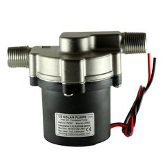 D5 Solar pump / Home Brewing Pump, 6-24V DC Brushless, Similar to Laning D5, SID