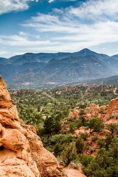 Colorado Springs...Garden of The Gods