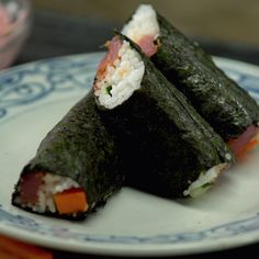 "Two of your favorite foods ""rolled"" into one."