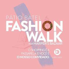 Mais que confirmada para a primeira edição do Pátio Batel Fashion Walk com @bazaarbr . Tks pelo convite @patiobatel @auguricomunica o evento vai ser incrível hein?!?