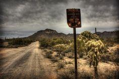 Desert Landscape  Photo by Mike Olbinski