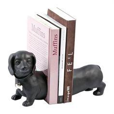 Kitap Desteği Köpek Dachshund - 65 TL