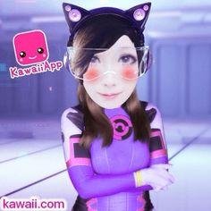 Try KawaiiApp (iOS) www.kawaii.com #kawaii #meitu