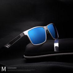 c9d4b9373e HD Men's Polarized Driving Sunglasses Sports Mirrored Glasses Fashion  Eyewear Gafas De Sol De Oakley,