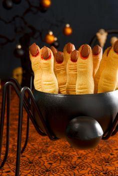 8 Ideas for Halloween Finger Foods