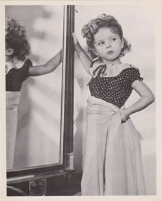 1934 Shirley Temple Baby Take A Bow