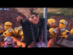 Despicable Me 2 (10/10) Movie CLIP - Battling the Minions (2013) HD - YouTube