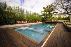 Pool Deck Southern California Landscaping Z Freedman Landscape Design Venice, CA