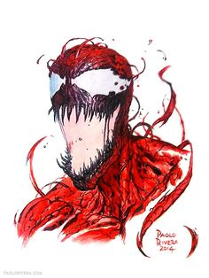 Carnage by Paolo Rivera *
