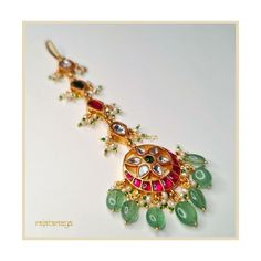 Emerald Pendant, Emerald Stone, Pendant Set, Uncut Diamond, Shape Design, Jewelry Stores, Wedding Jewelry, Jewelery, Brooch