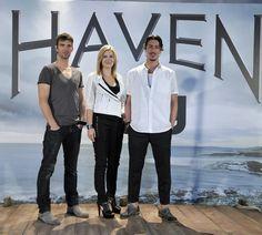 Haven Cast