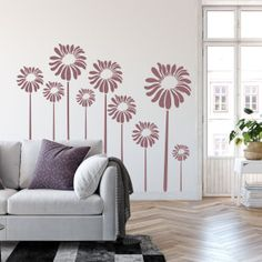 Vytvorte si krásne a romantické bývanie s INSPIO šablónami na stenu. | INSPIO Home Decor, Decoration Home, Room Decor, Home Interior Design, Home Decoration, Interior Design