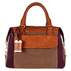 Oasis Pocket Barrel Bag