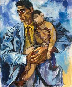 Renato Guttuso (1911 - 1987, Italian)