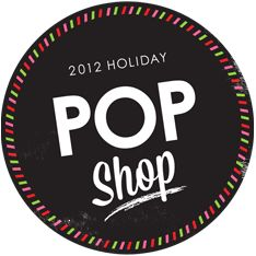Holiday POP Shop by Invitation Consultants - cute gift ideas!