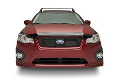 2013 #Subaru #XV #Crosstrek Sport Mesh Grille.  Bold metal mesh design adds an aggressive look. Grille comes pre-painted and ready to install. MSRP: $299.49 #subaru #parts #accessories